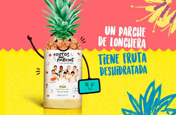 Frutas deshidratadas; un snack saludable para la lonchera de tus hijos