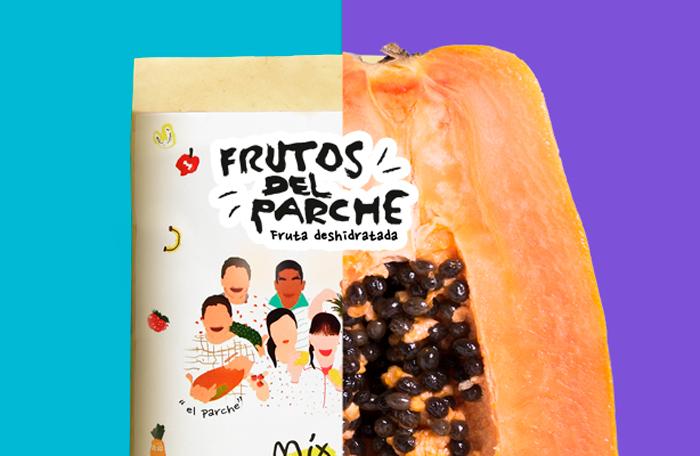 ¡Explosión de sabor con las frutas deshidratadas!